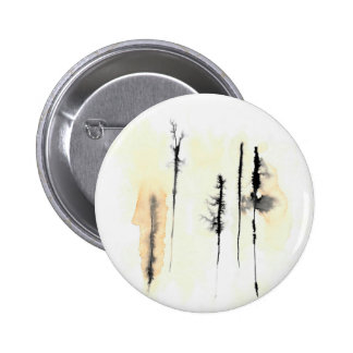 Ghost Trees 4 Pinback Button