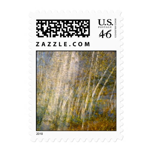Ghost Trees Stamp