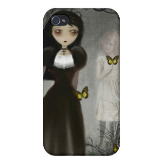 Ghost Whispers iPhone Case iPhone 4 Cases