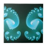 Ghost Wings Ceramic Tiles