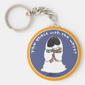Ghost with the Most Keychains