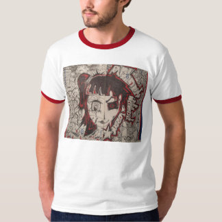 ghost without a beat slapem tee shirt