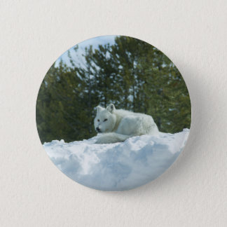 Ghost Wolf Button