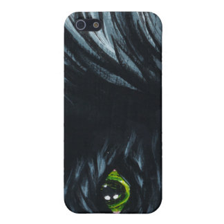 Ghost Wolf eyePhone case Cover For iPhone 5/5S