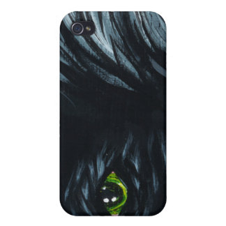 Ghost Wolf eyePhone case iPhone 4/4S Cases