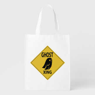 Ghost Xing Market Totes