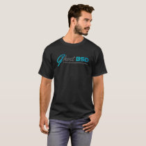 GhostBSD dark t-shirt