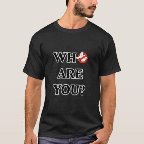 Ghostbusters Theme T-Shirt