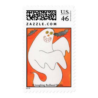 Ghostie Stamp