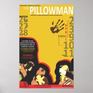 Ghostlight The Pillowman poster