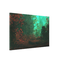 Ghostlight Woods Canvas Print