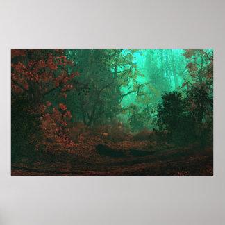 Ghostlight Woods Poster