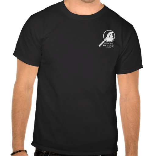 ghostLogo2 Camisetas