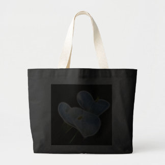Ghostly Calla Lilies Bags