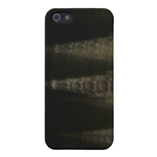 Ghostly cathedral iPhone 5 cases