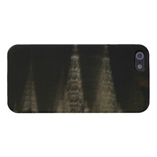 Ghostly cathedral cover for iPhone 5