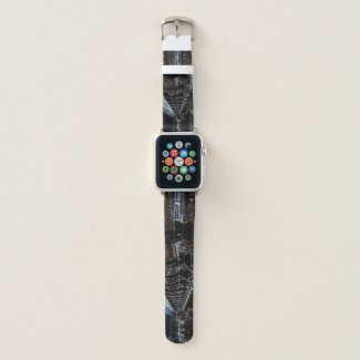 Ghostly Central Park Apple Watch Band