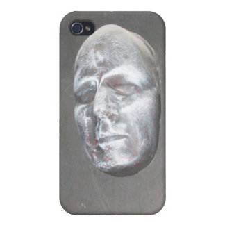 Ghostly Face - Crazy iPhone Cases