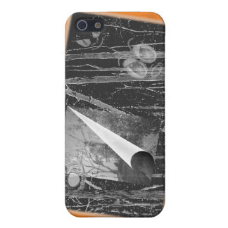 Ghostly Halloween Eyes Case For iPhone 5