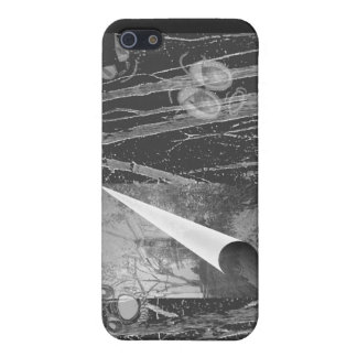 Ghostly Halloween Eyes iPhone SE/5/5s Case