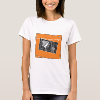Ghostly Halloween Eyes T-Shirt