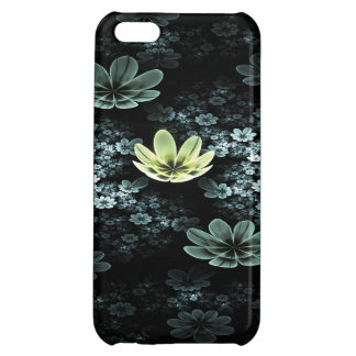 Ghostly Lillies Case For iPhone 5C