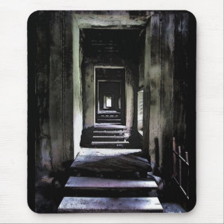 Ghostly Passage Mouse Pad