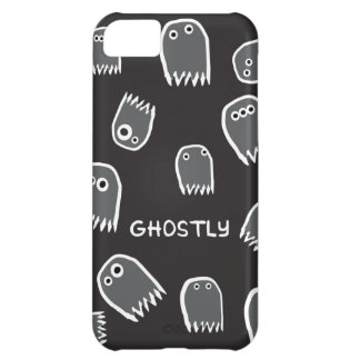 Ghostly phone iPhone 5C cover