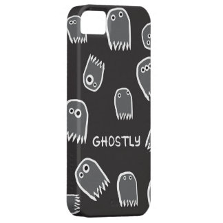 Ghostly phone iPhone 5/5S cover