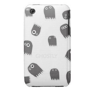 Ghostly phone iPhone 3 cases
