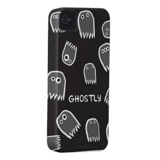 Ghostly phone iPhone 4 Case-Mate case