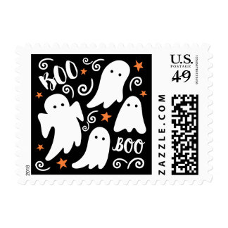 Ghostly Postage