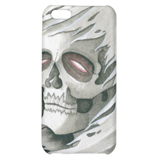 Ghostly Reaper iPhone 5C Cover