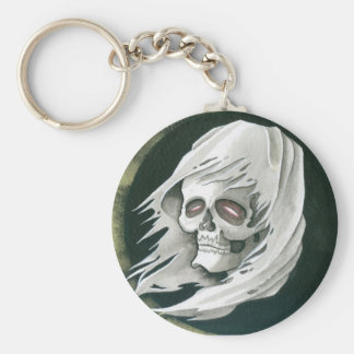 Ghostly Reaper Keychain