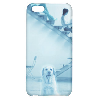 Ghostly Reflections Case For iPhone 5C