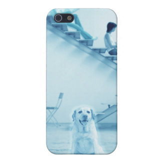 Ghostly Reflections iPhone 5 Cover