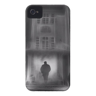 Ghostly Scene iPhone 4 Cases