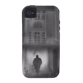 Ghostly Scene iPhone 4 Covers