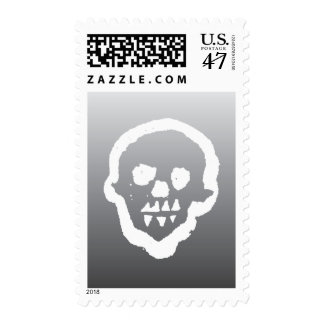 Ghostly Voodoo Postage