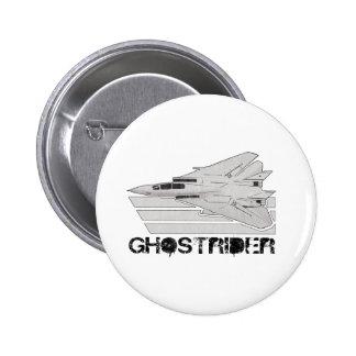 ghostrider pinback button