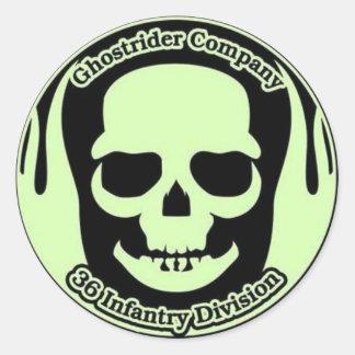 Ghostrider sticker