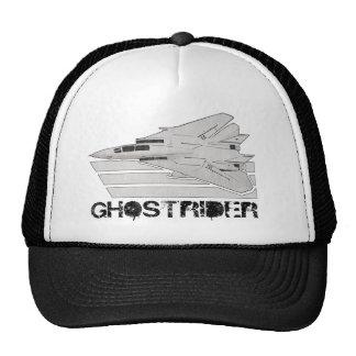 ghostrider trucker hat