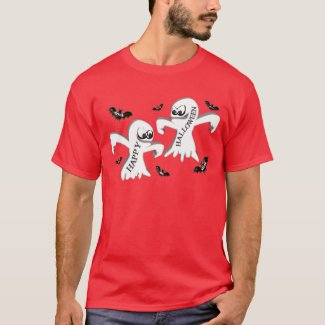 Ghosts and Bats shirt