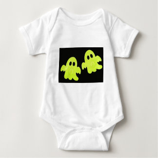 Ghosts Baby Bodysuit