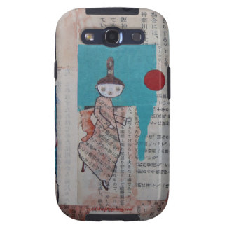 """""""Ghosts"""" Case-Mate Samsung Galaxy S3 Vibe Case Samsung Galaxy SIII Cover"""