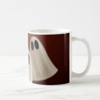 Ghosts Classic White Coffee Mug