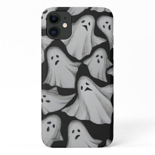 Ghosts Design iPhone 11 Case