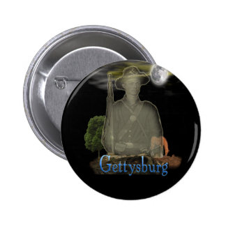 Ghosts designs pinback buttons