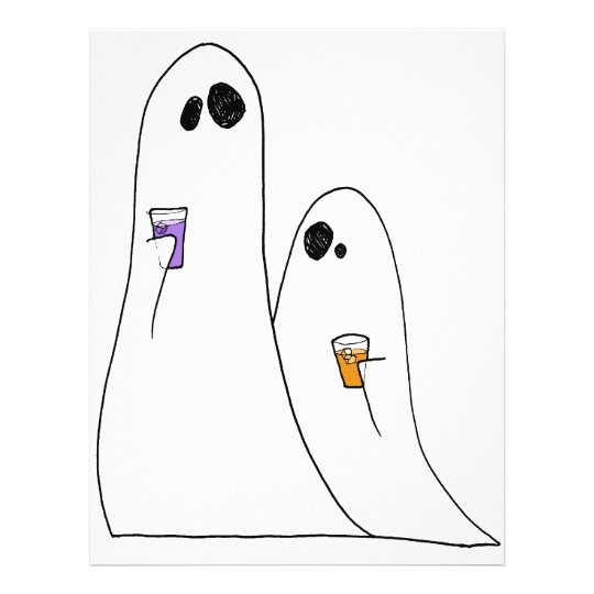 Ghosts Flyer
