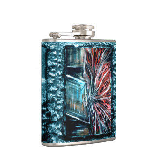 Ghosts In The Closet Flask